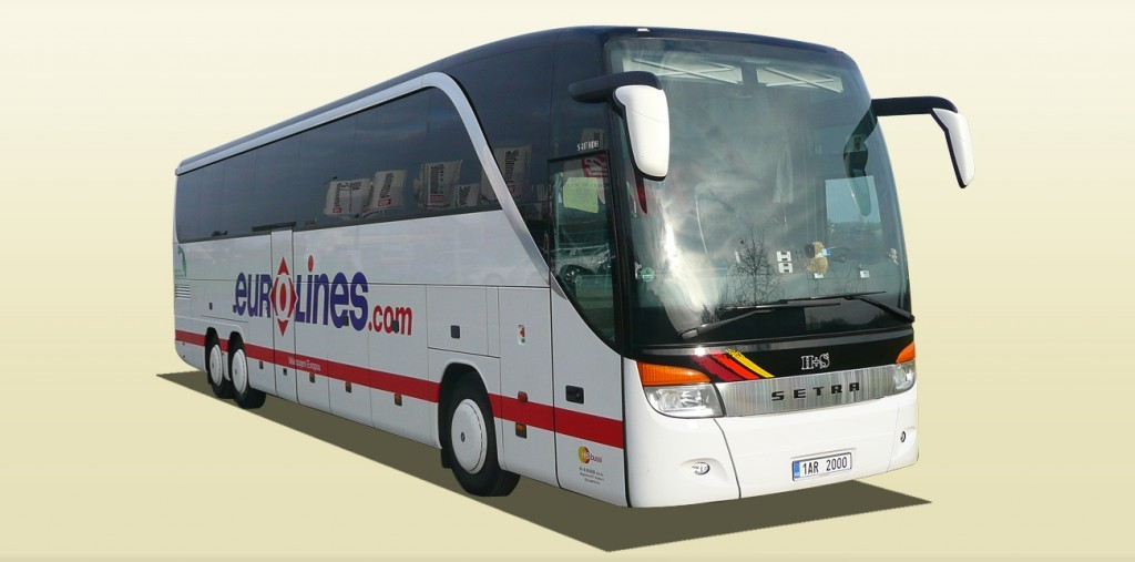 SETRA 417 HDH Top Class | HSBussi