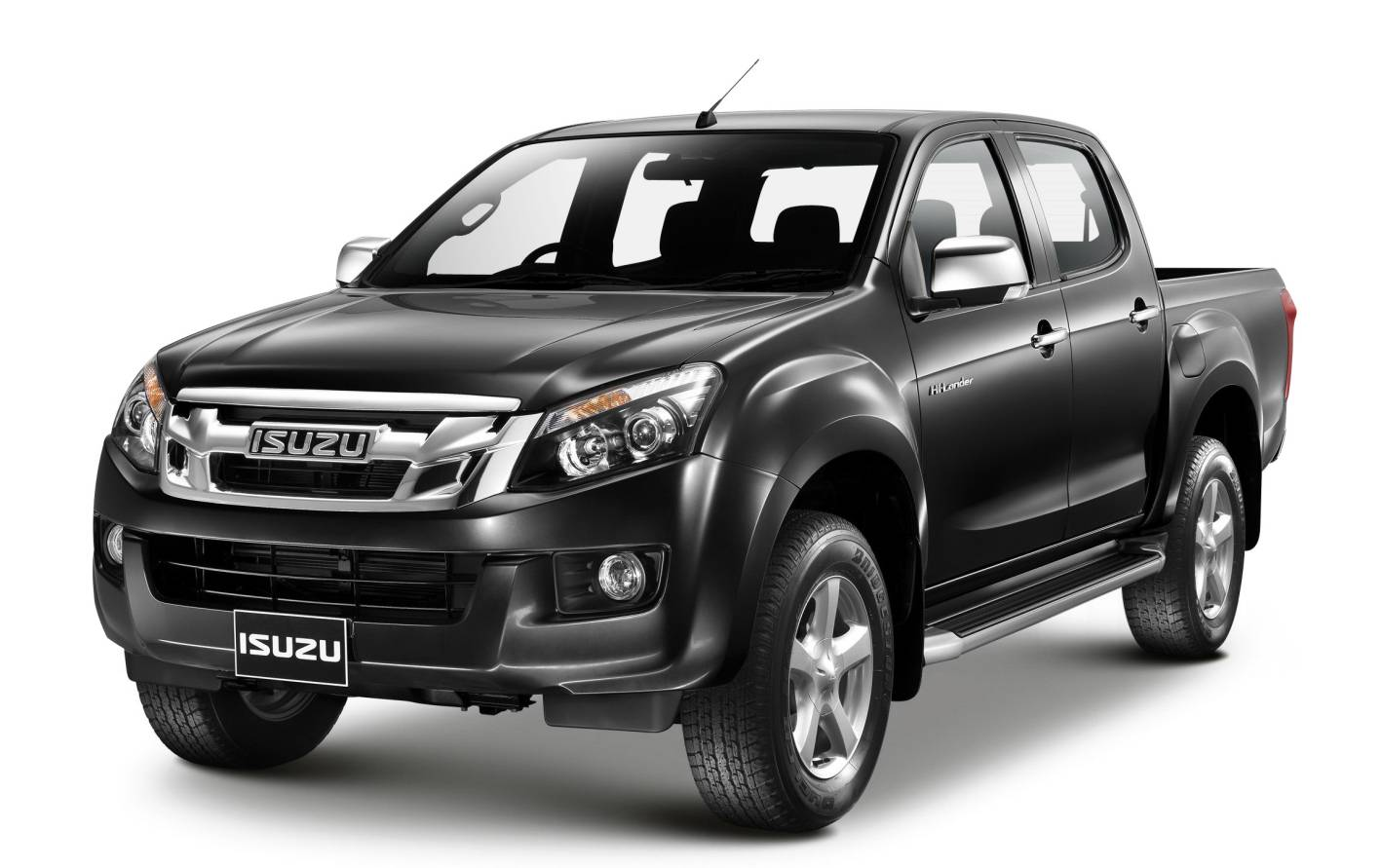 Isuzu D-Max Picks Up Another Fuel Efficiency Award