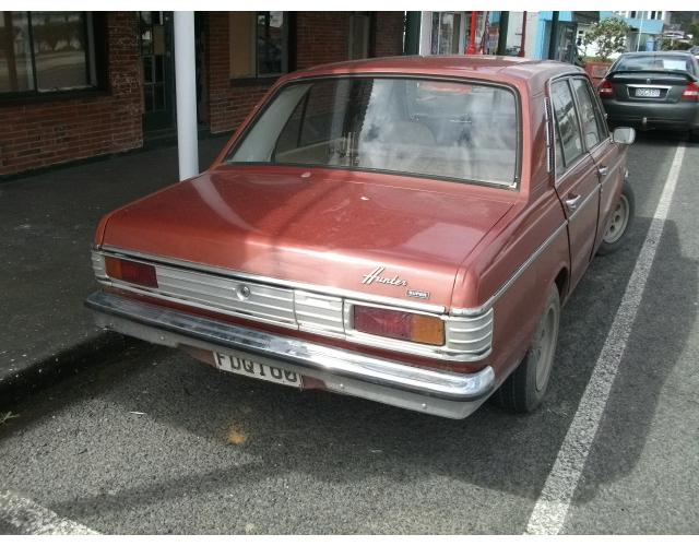 Hillman Hunter Super - sella Online Auctions & Classifieds | New ...