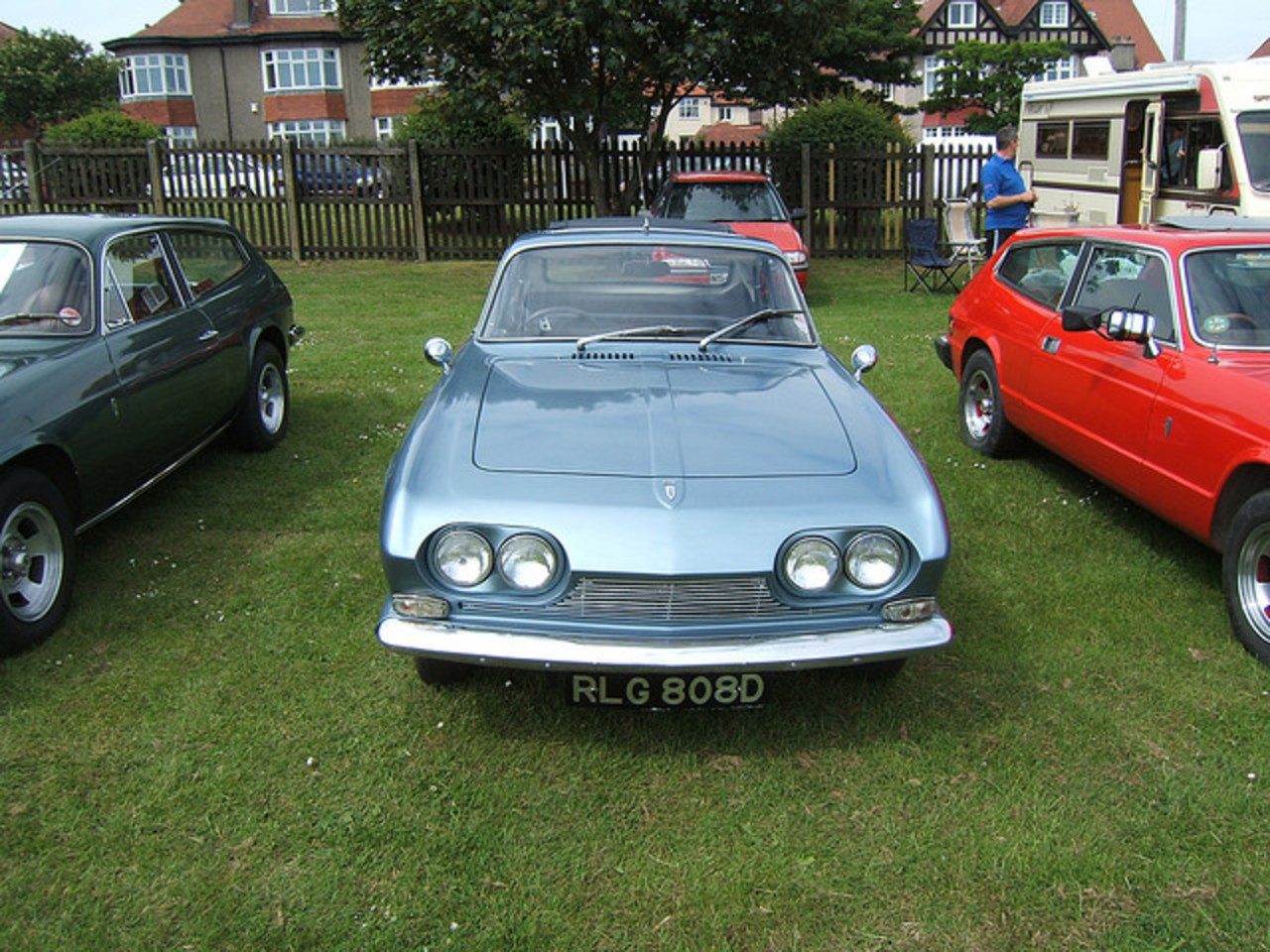 Practically Classics Forum • View topic - Reliant Scimitar GT Coupe's