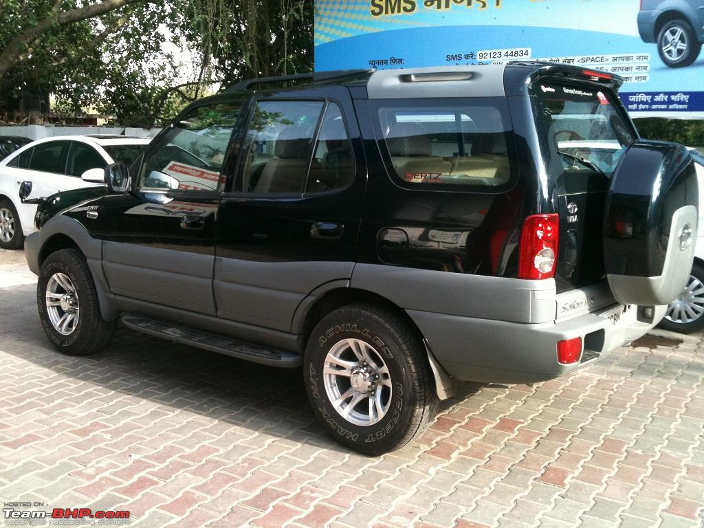 "Tata Safari 2.2 Vtt Quartz Black: Aka ""The Truck"" - Team-"