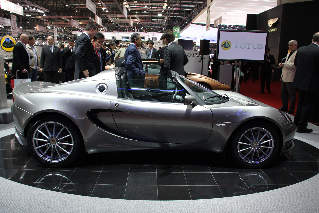 All About Car and News: Lotus Elise SC Final Edition will be ...