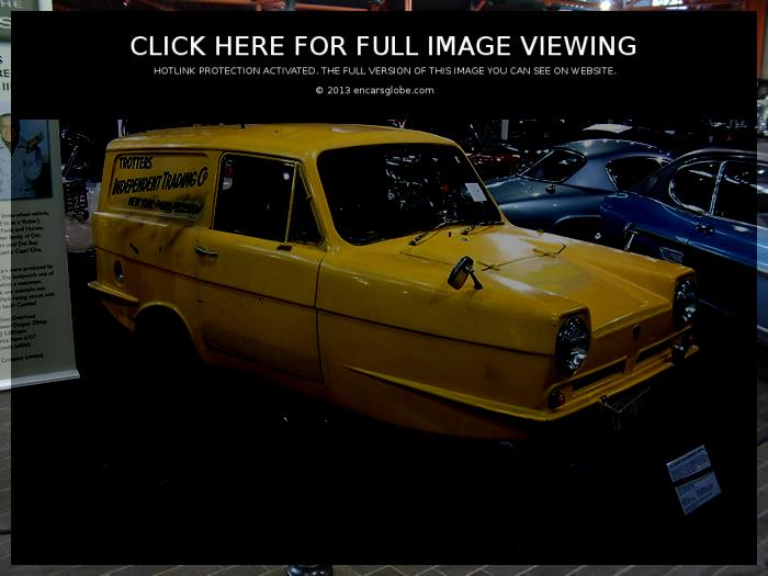 Reliant Regal Van Photo Gallery: Photo #04 out of 12, Image Size ...