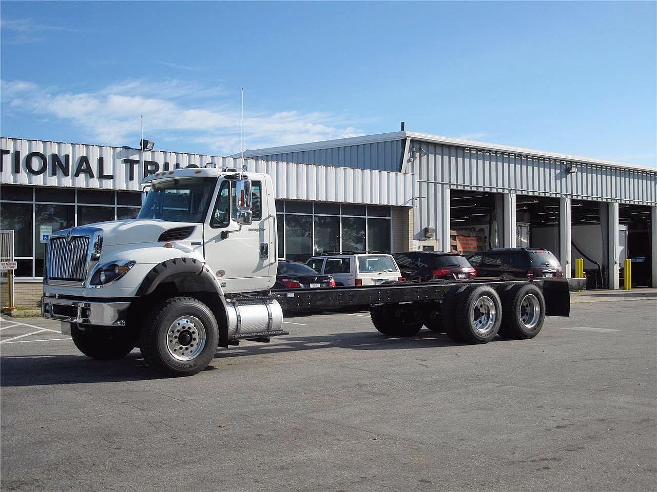 International 7600 2013 for sale - Page 1 | Payload Global