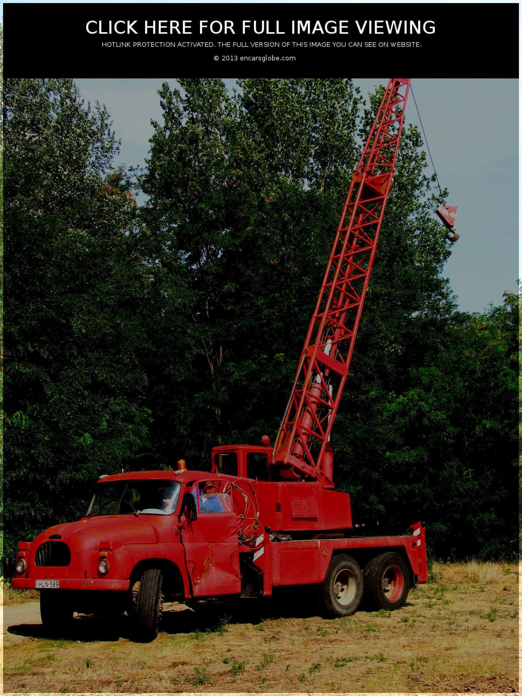 Tatra 138 NTt 6x6 Photo Gallery: Photo #06 out of 10, Image Size ...