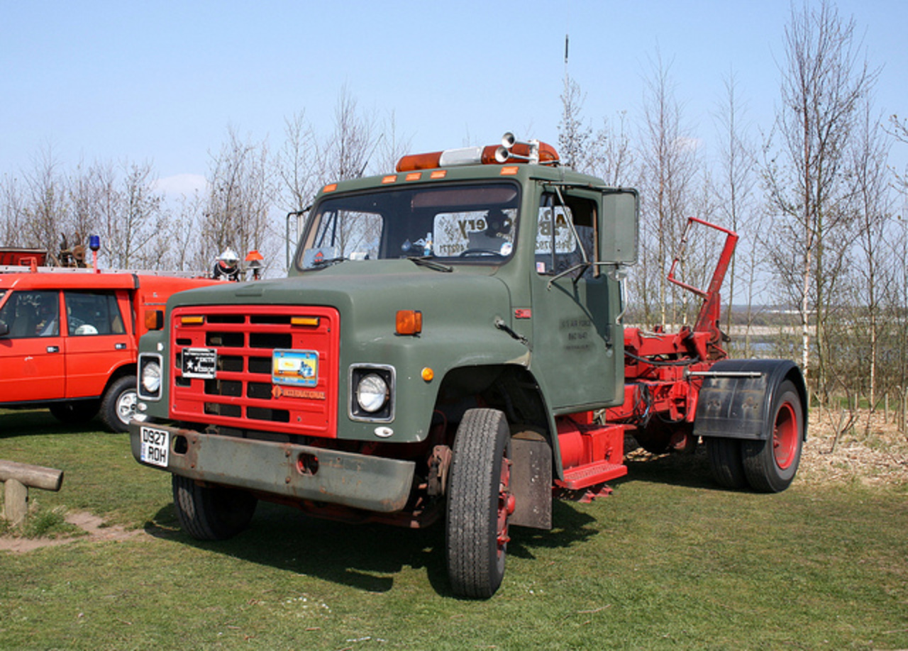 1987 International S1700 Tow Truck | Flickr - Photo Sharing!