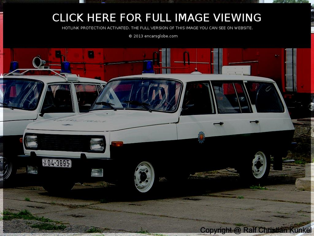 Wartburg 353W Tourist: Photo gallery, complete information about ...