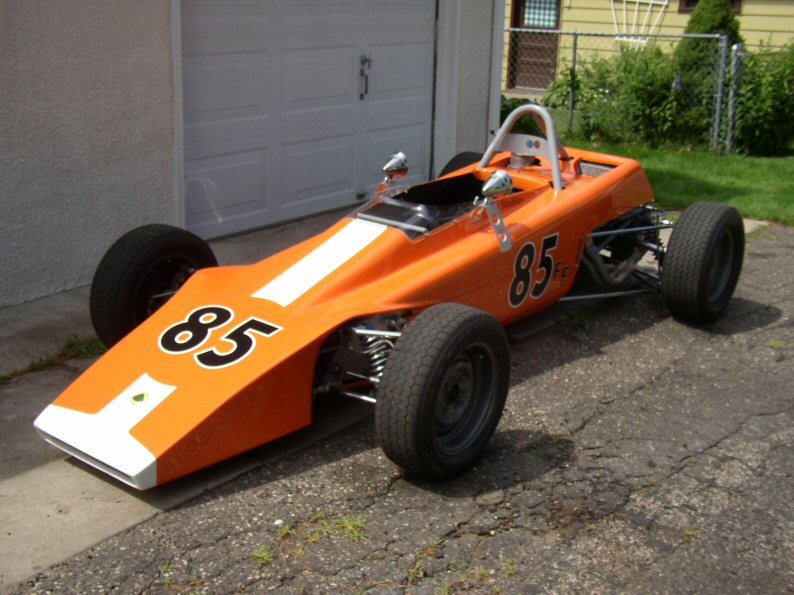 Lotus 61 Information and Photos