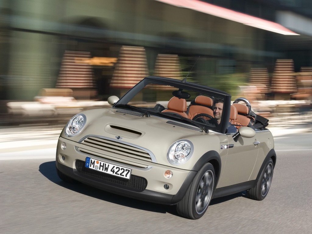 2007 MINI Cooper Convertible Sidewalk Images, Information and ...
