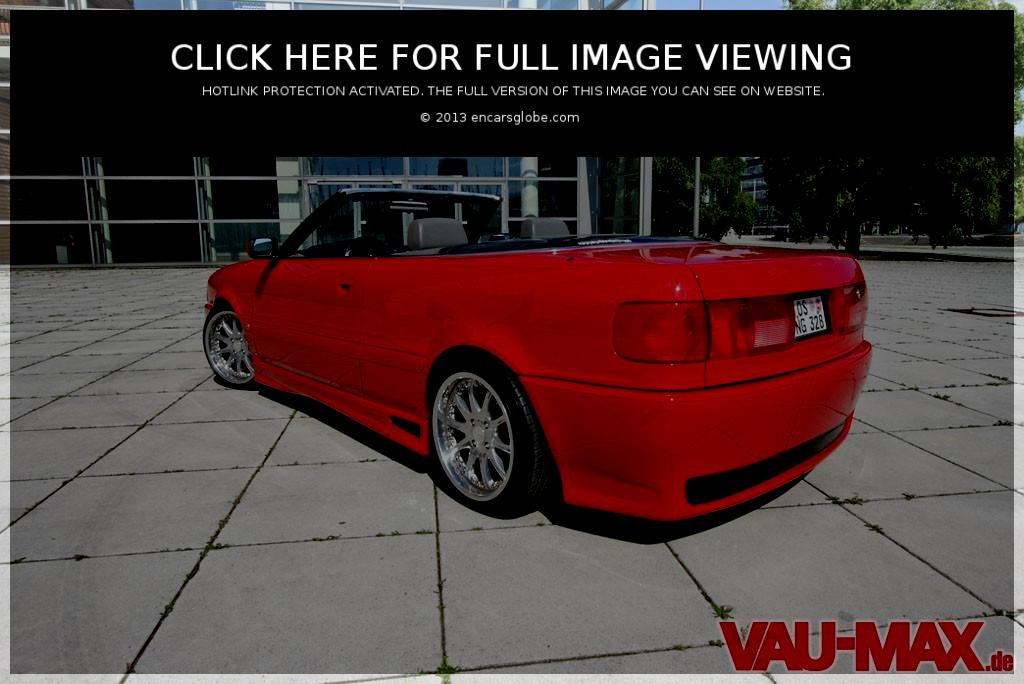 Audi 80 Cabriolet 23E Photo Gallery: Photo #05 out of 7, Image ...
