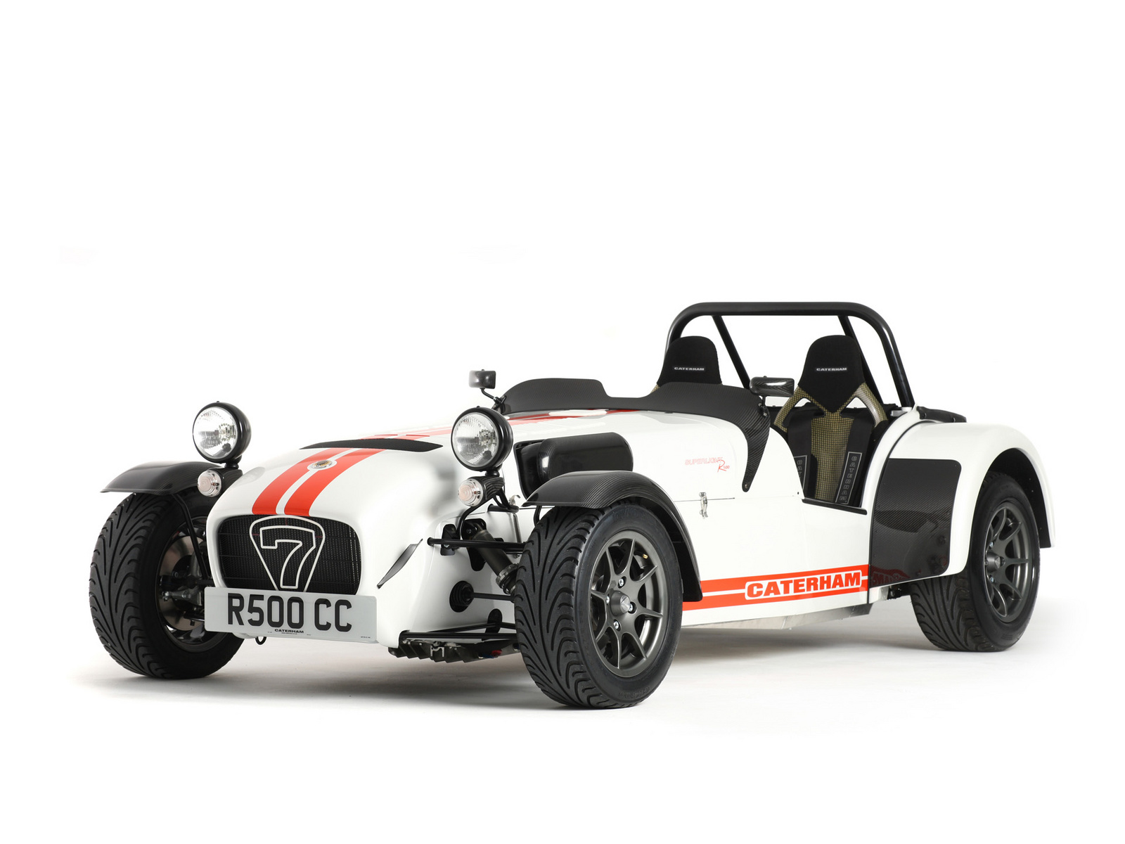 2007 Caterham Seven - Pictures - Caterham Seven Superlight R500 ...