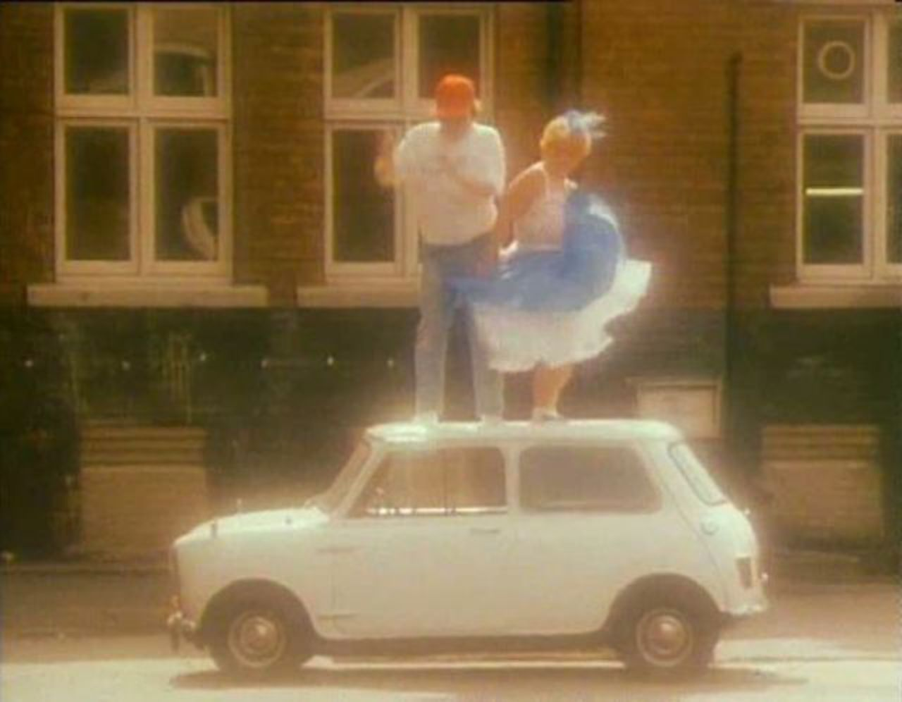 "IMCDb.org: 1968 Morris Mini 850 MkII [ADO15] in ""Hale and Pace, 1988-"