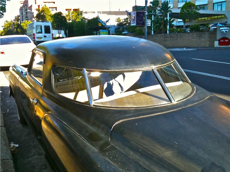 Over 60 year old Studebaker Champion Starlight coupe - 5 ...