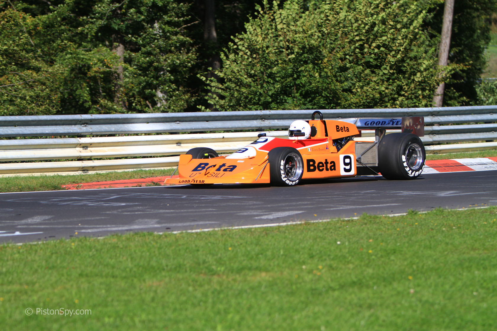 March 761, Nurburgring Nordschleife, Rush filming, 2011 - F1 Fanatic
