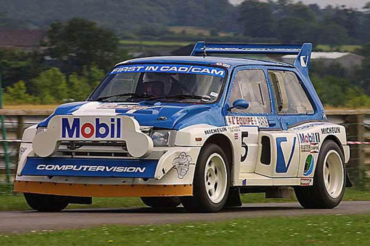 Austin metro 6r4. Best photos and information of modification.