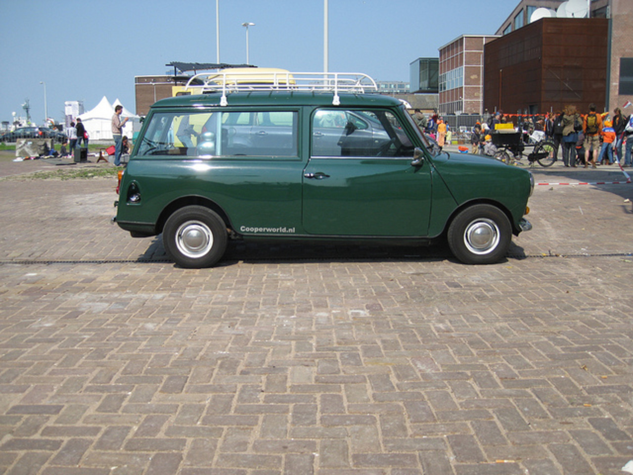 MINI Clubman Estate 1100, 1980 | Flickr - Photo Sharing!