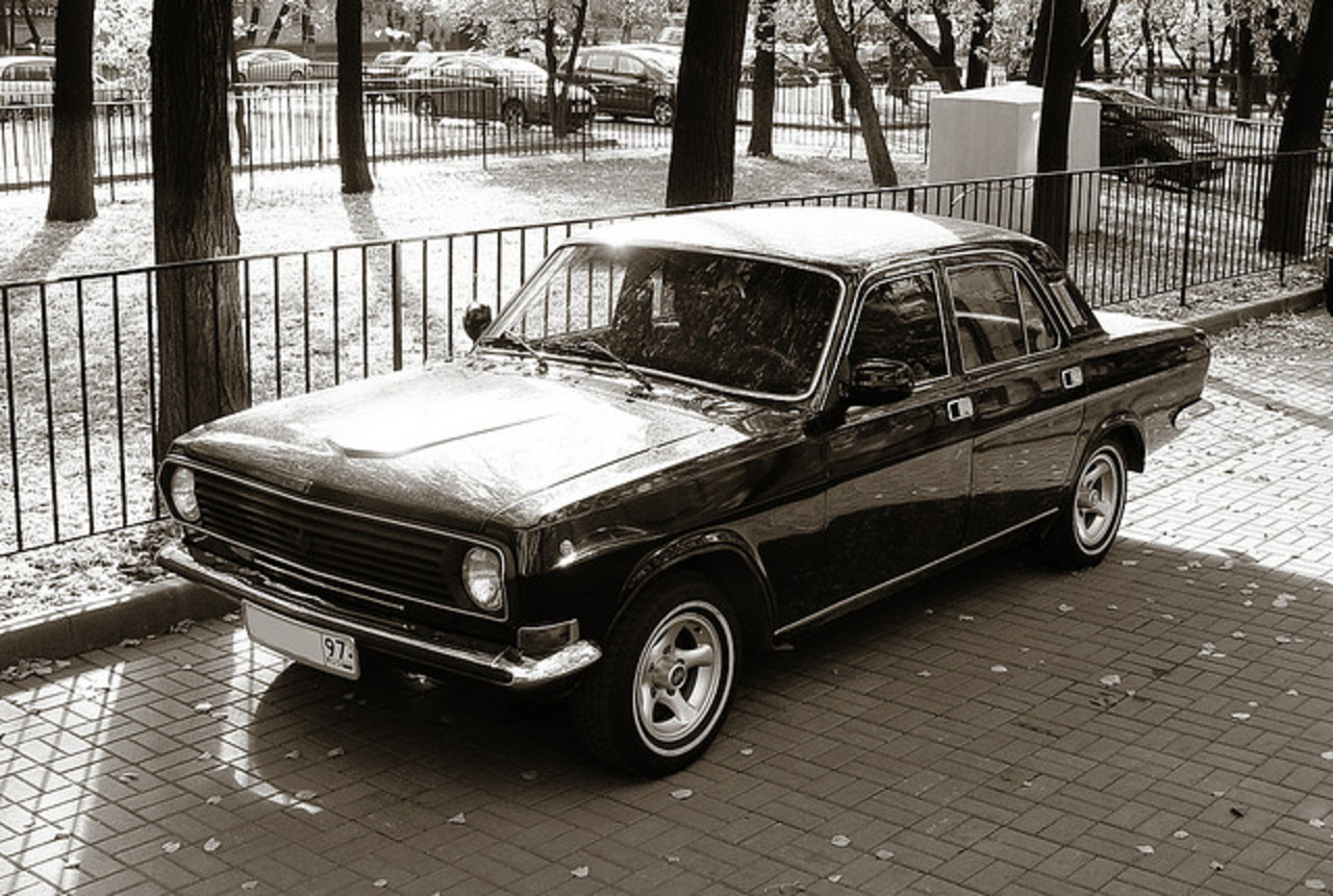 Gaz Volga 2410 Photo Gallery: Photo #07 out of 10, Image Size ...