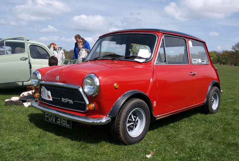 1973 Innocenti Mini Cooper 1300 | Flickr - Photo Sharing!