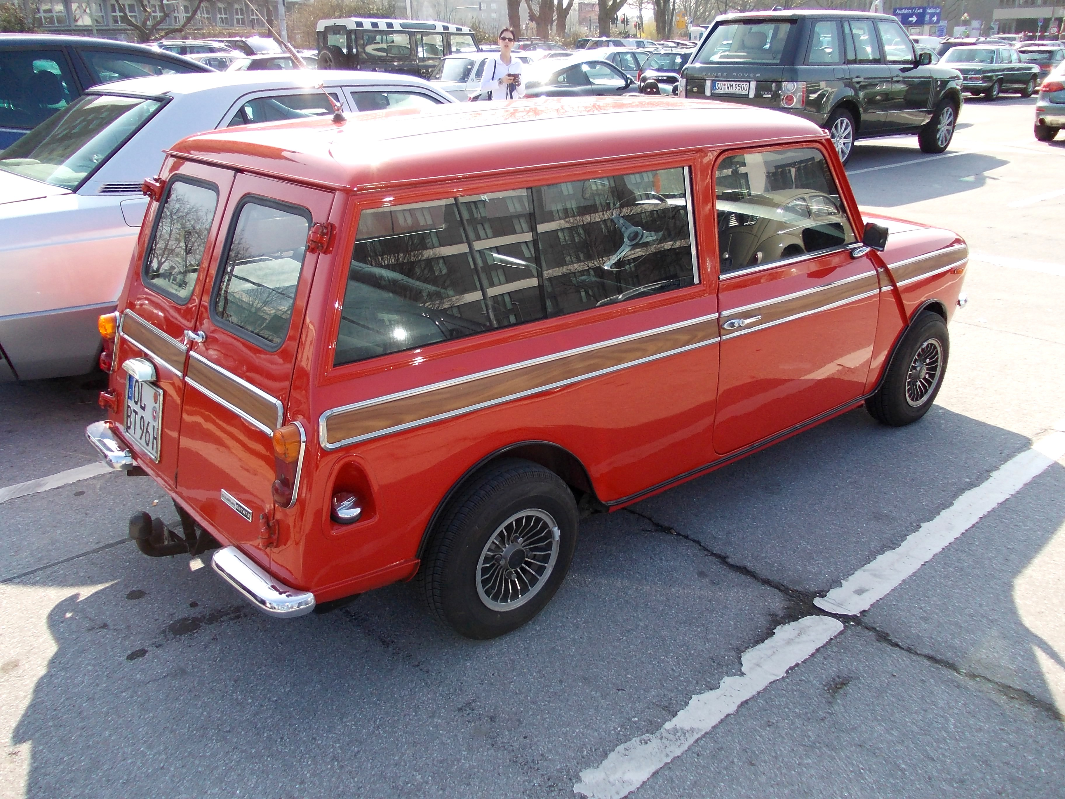 Mini Clubman Estate 1100 -2- | Flickr - Photo Sharing!