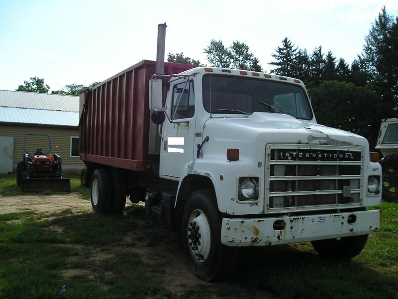 1984 International S2300 Dump Trucks | PELL'S FREMONT, MI