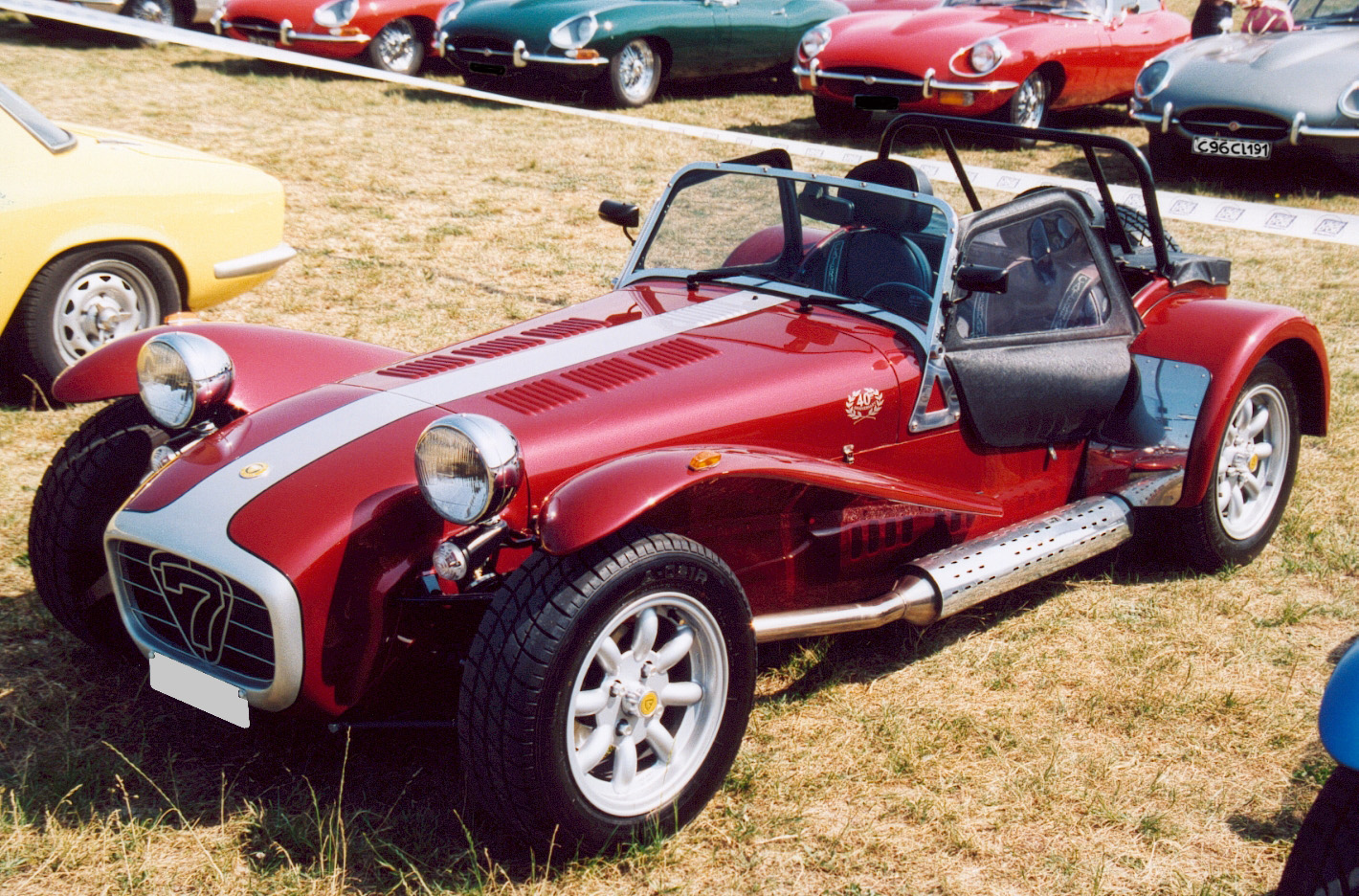 File:1997 Caterham Seven.jpg - Wikimedia Commons