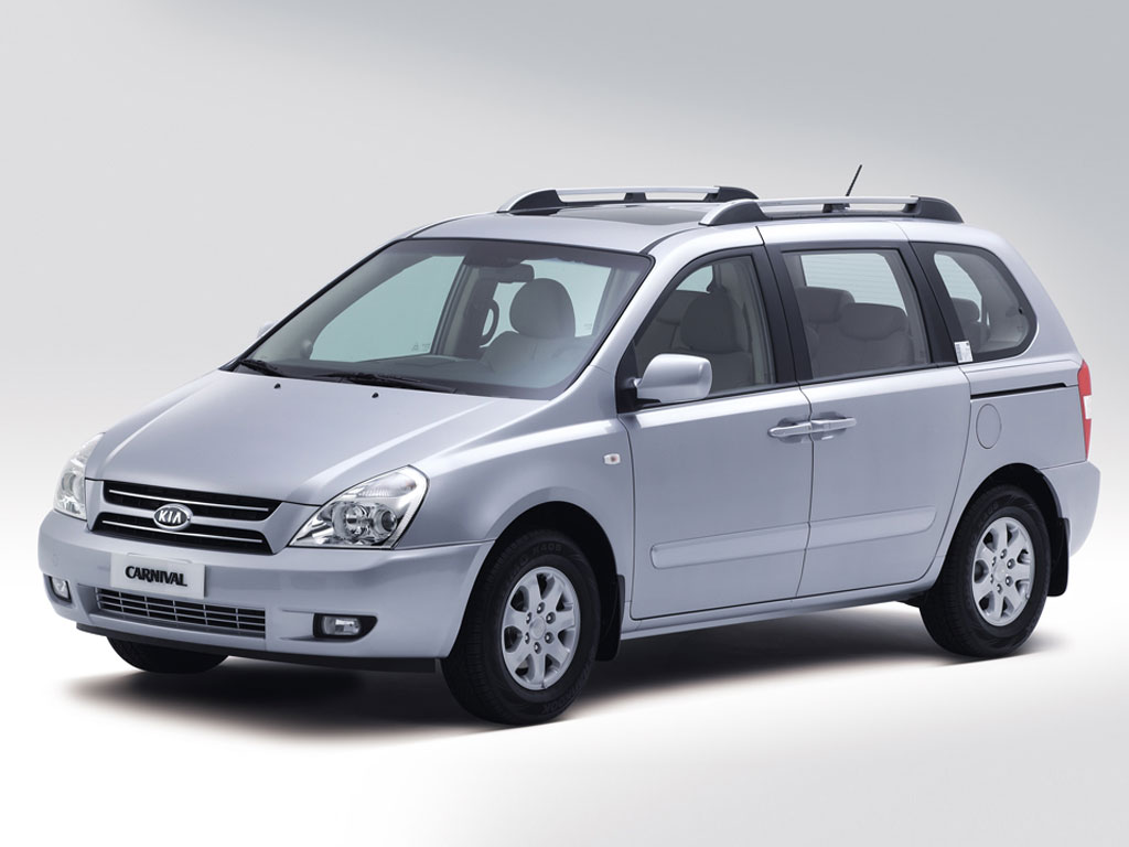 KIA Carnival. Car Technical Data. Car specifications. Vehicle fuel ...