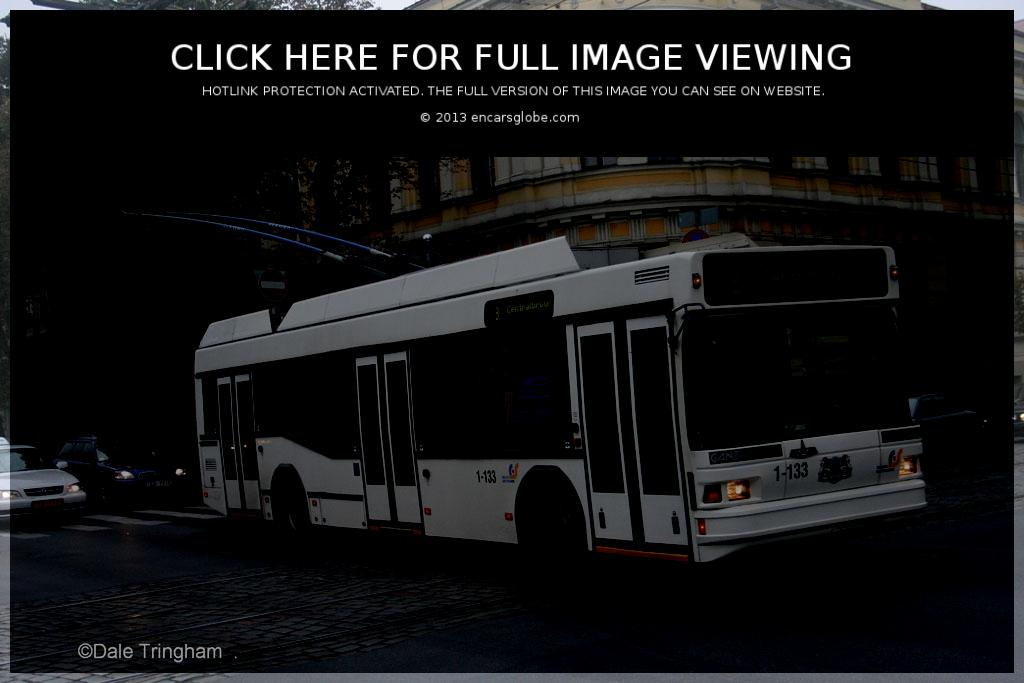 MAZ Trolley-bus Photo Gallery: Photo #08 out of 11, Image Size ...