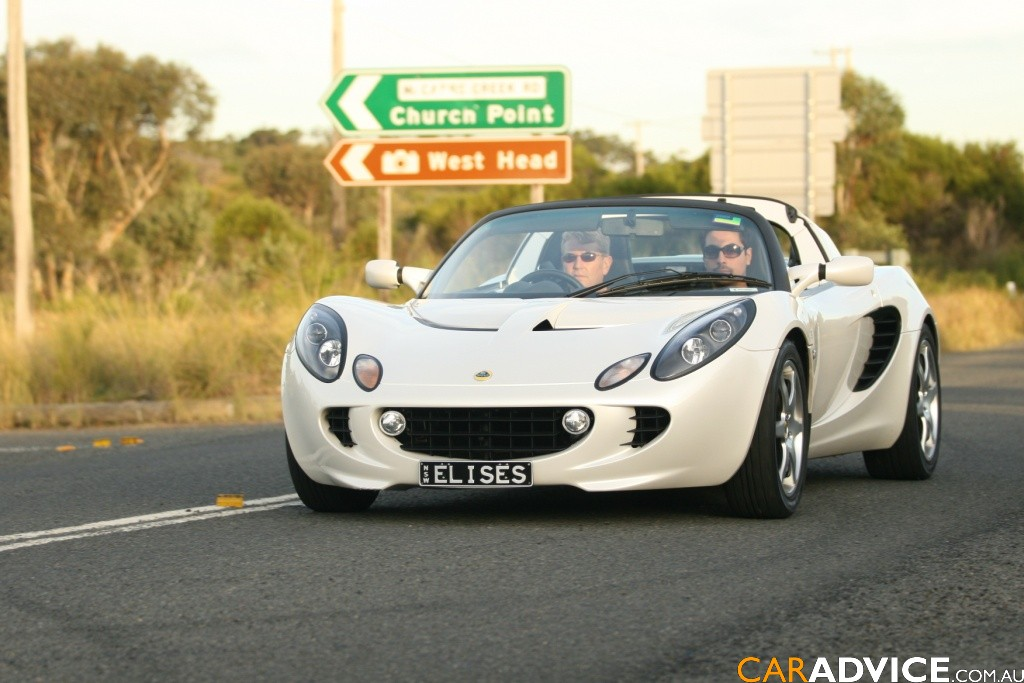 2008 Lotus Elise S Review | CarAdvice