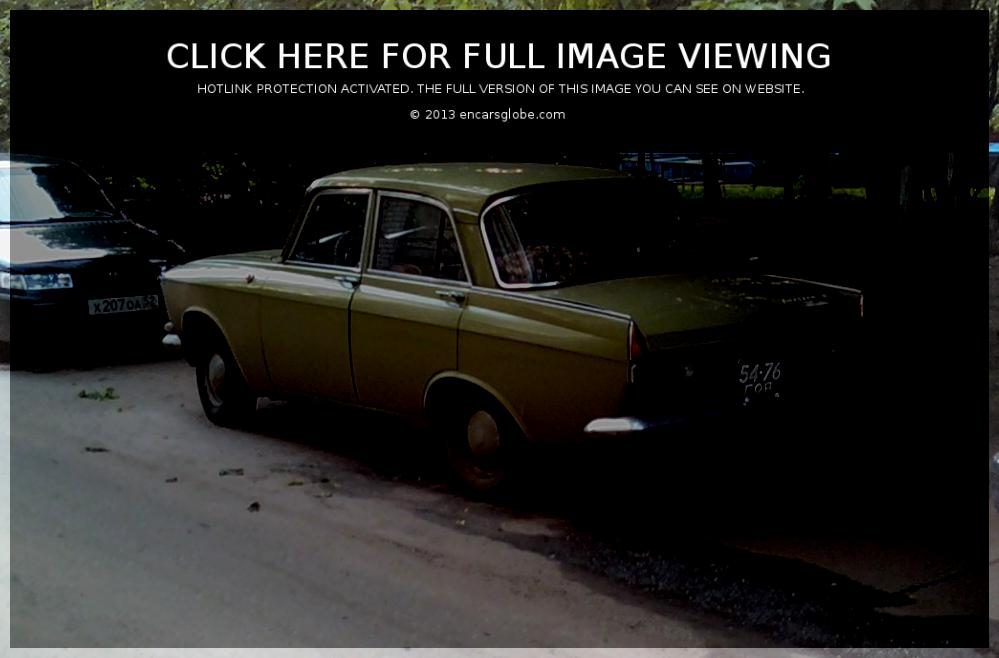 Moskvitch 412 combi Photo Gallery: Photo #09 out of 10, Image Size ...