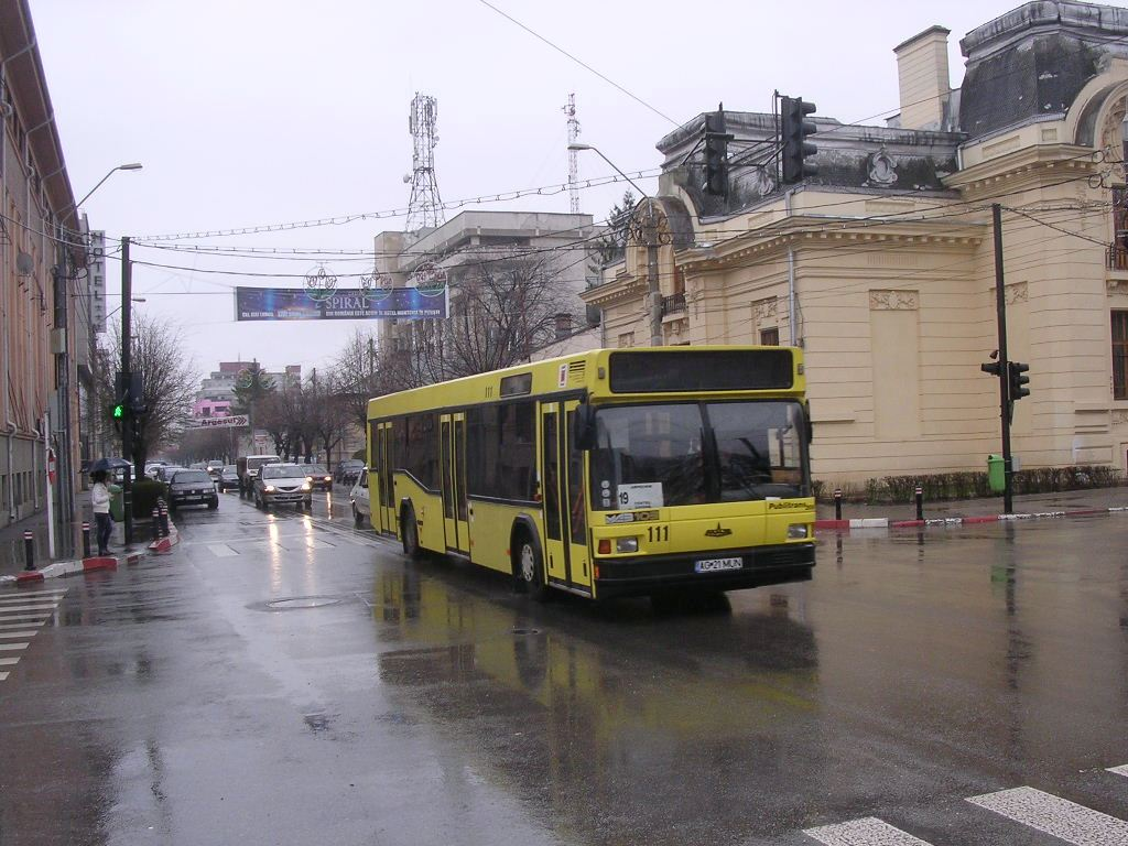 MAZ 103 Publitrans Pitesti 111 Pitesti Romania | Flickr - Photo ...