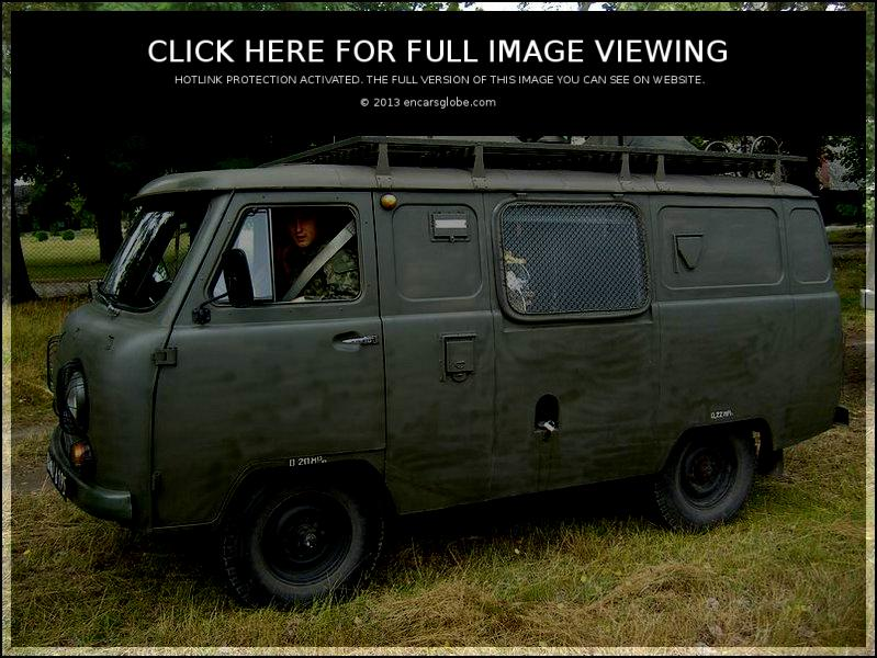 UAZ 452 Pickup: Photo gallery, complete information about model ...