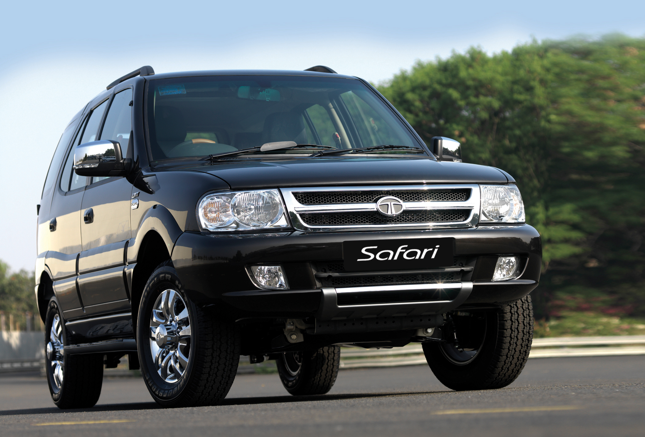 TATA NEW SAFARI DICOR