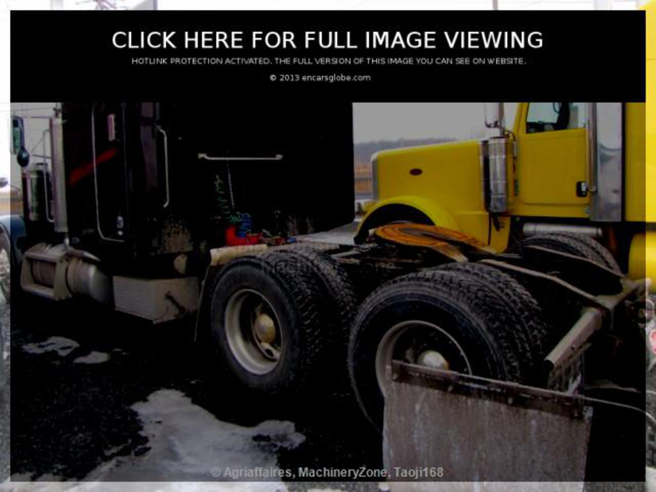 Peterbilt 260GD 5 Ton Tractor Photo Gallery: Photo #09 out of 10 ...