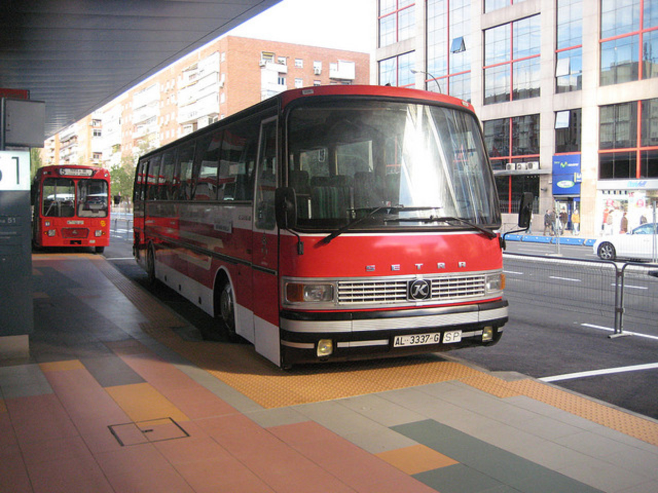 Setra S 215 H | Flickr - Photo Sharing!