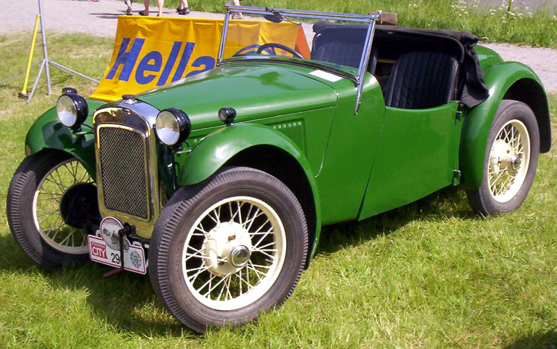File:Austin Seven 65 Nippy 2-Seater Sport 1935.jpg - Wikimedia Commons