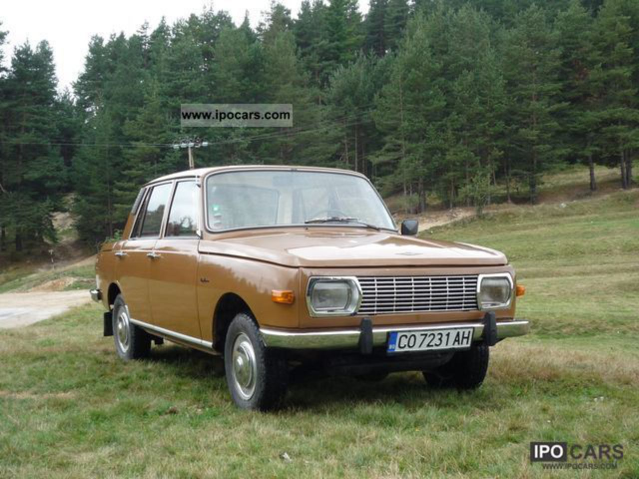 1980 Wartburg 353 - Car Photo and Specs