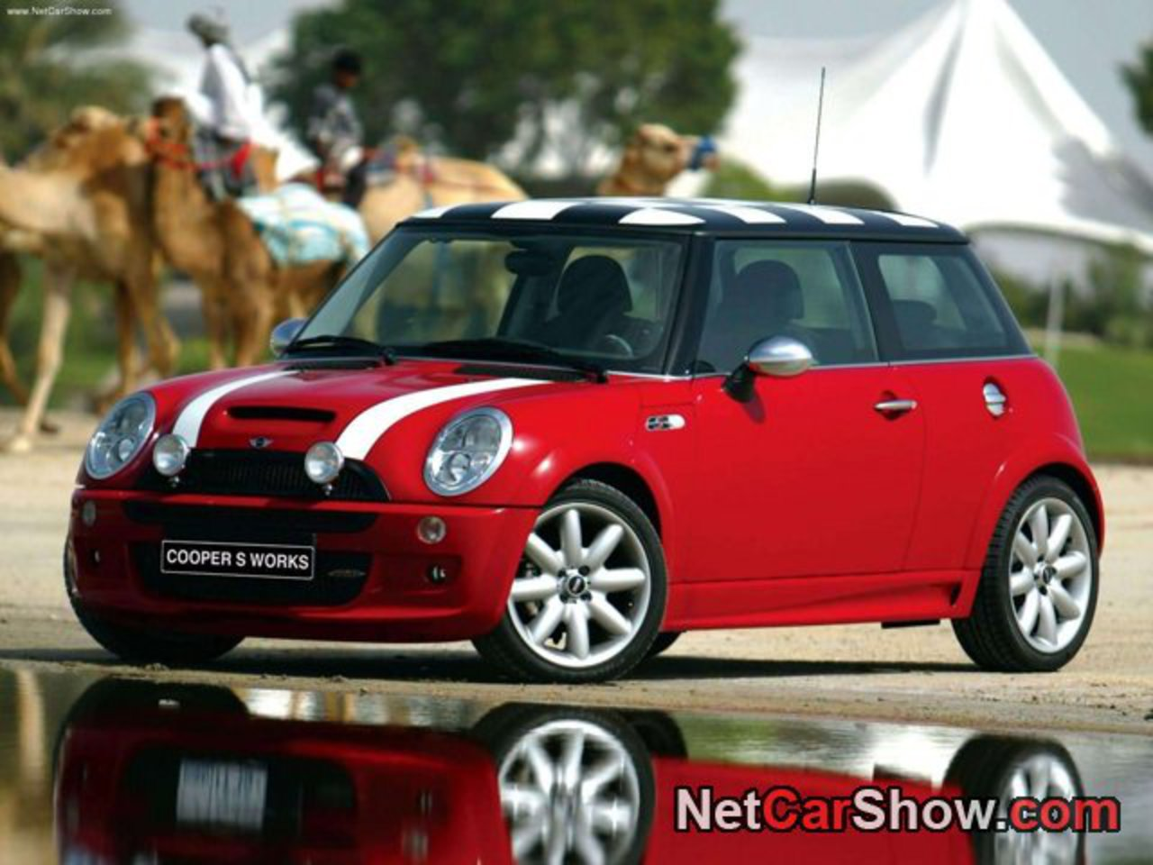 Mini Cooper S John Cooper Works picture # 08 of 51, Front Angle ...