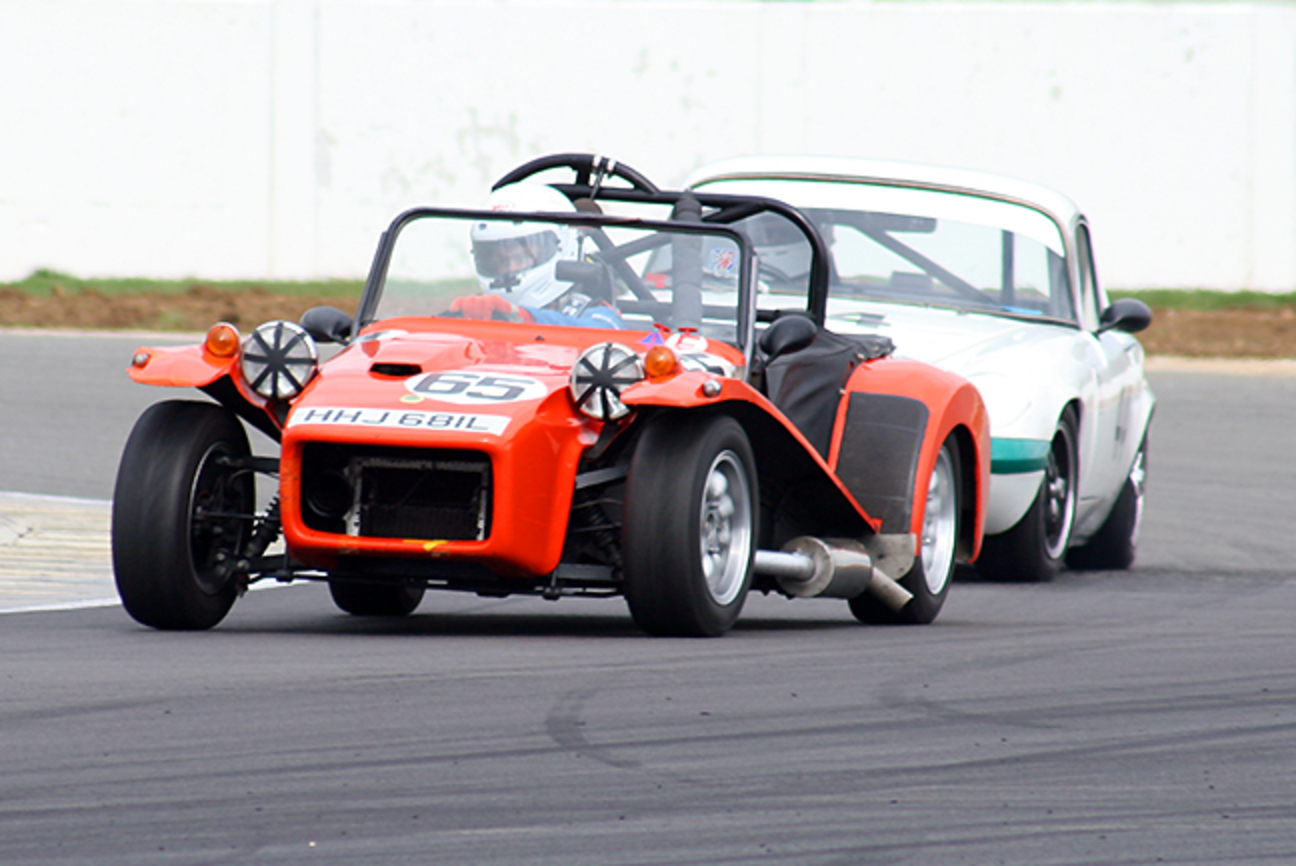 HSCC Season Opener Historic Meeting: Silverstone March 28th