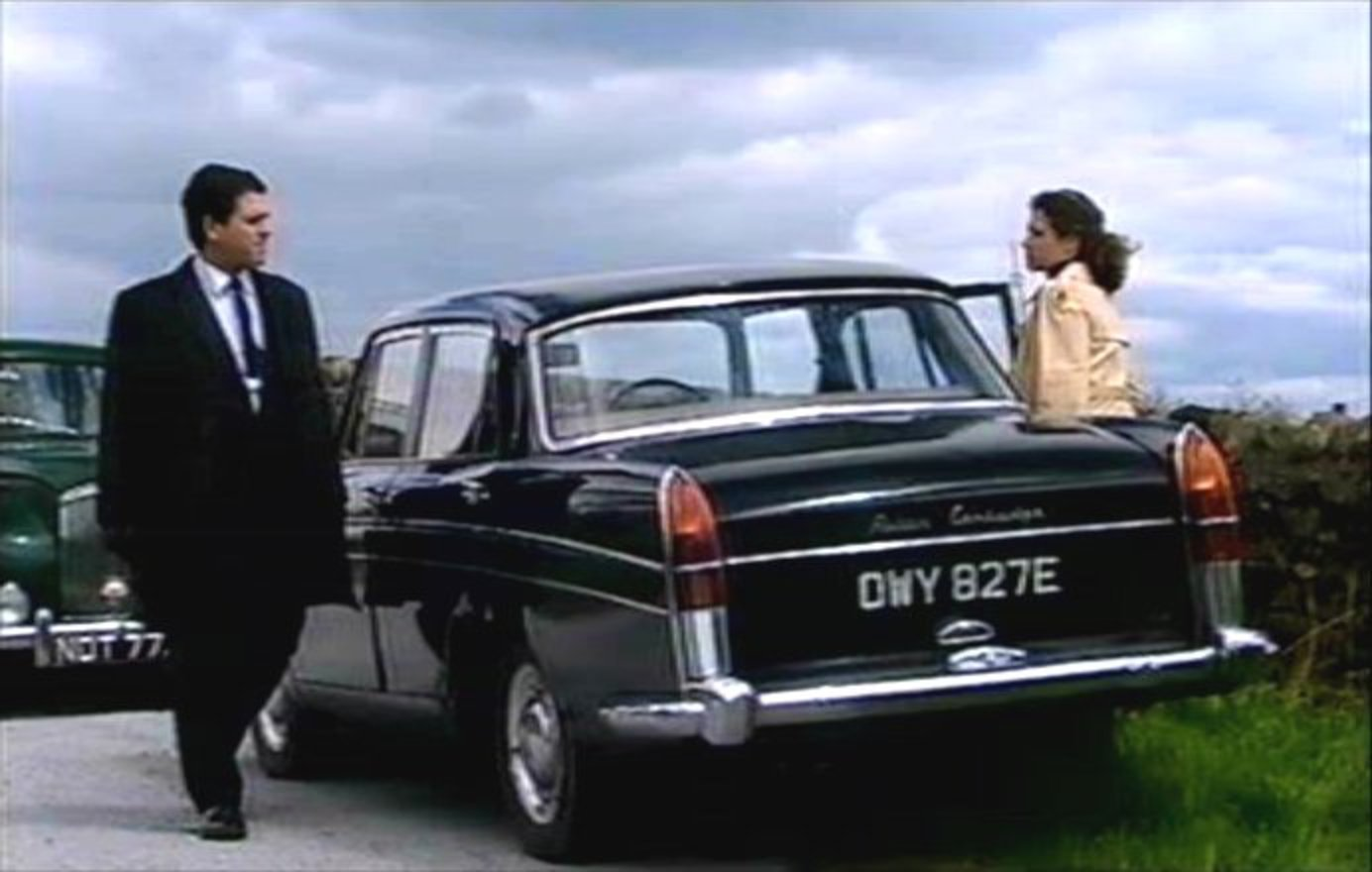 "IMCDb.org: 1967 Austin A60 Cambridge [ADO38A] in ""Heartbeat, 1992-"