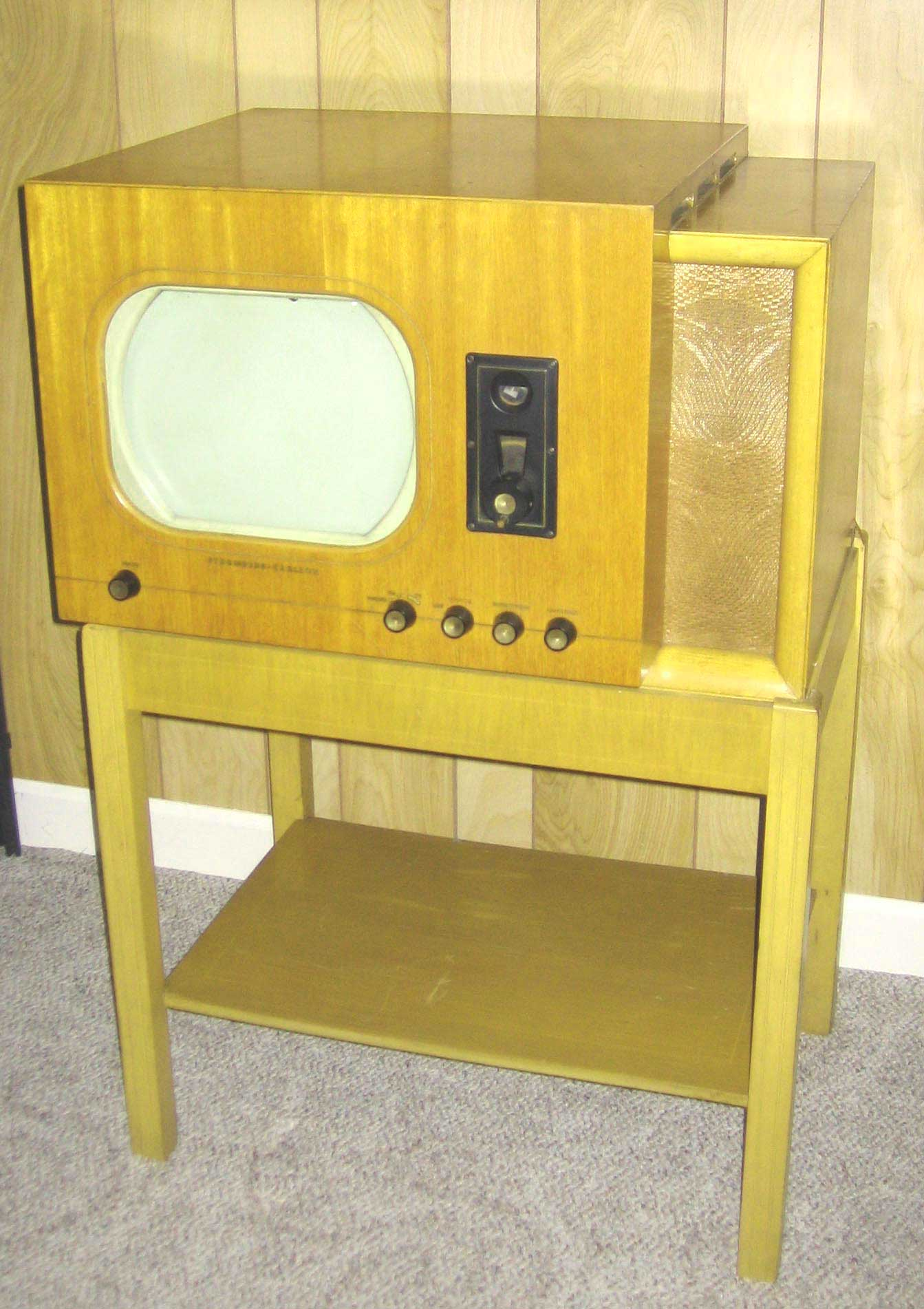 Stromberg Carlson Table Model TV-