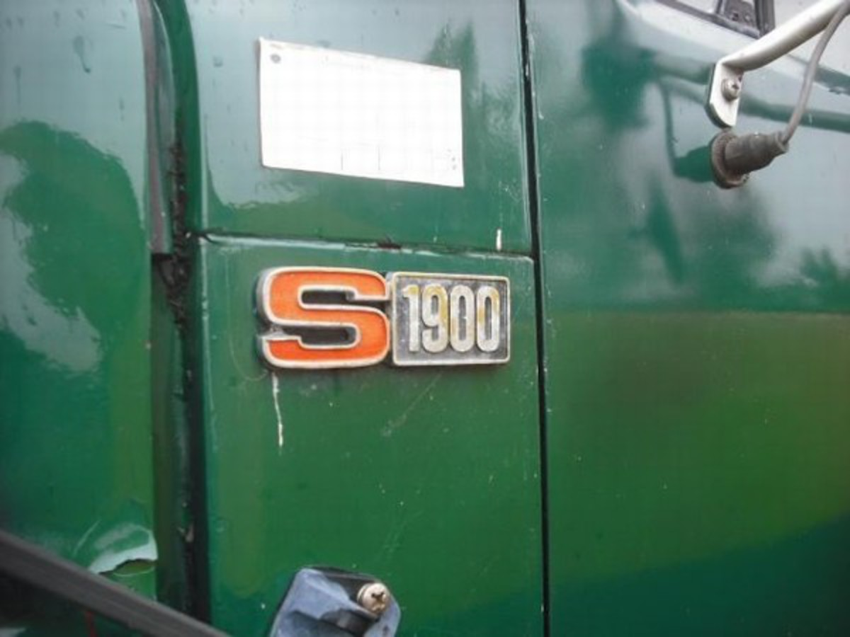 1988: International S1900 for sale | Used International S1900 ...