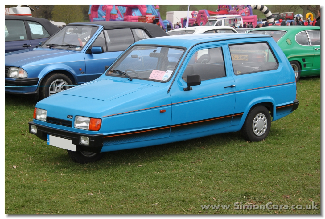 Simon Cars - Reliant Robin