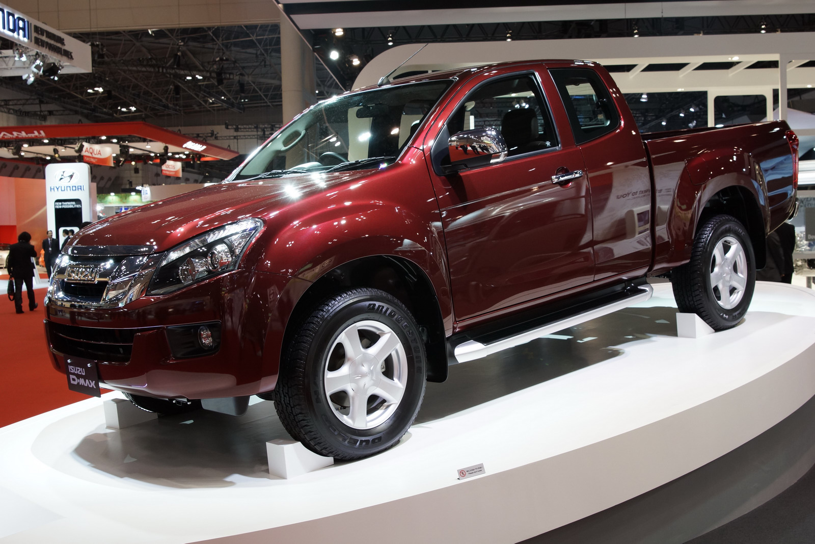 New Isuzu D-Max Â« AOC Commercials Cork, Munster, Ireland. Isuzu ...