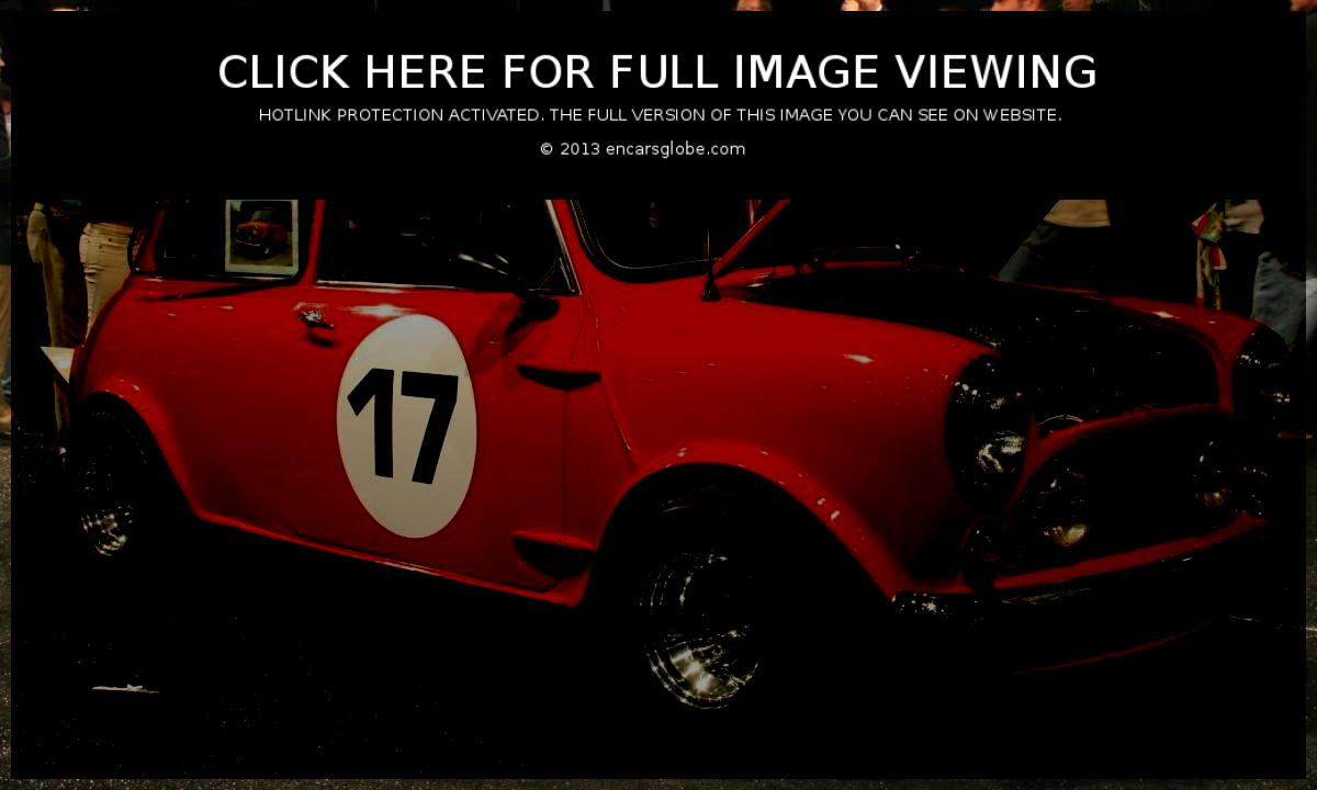 Austin Mini 1300: Photo gallery, complete information about model ...
