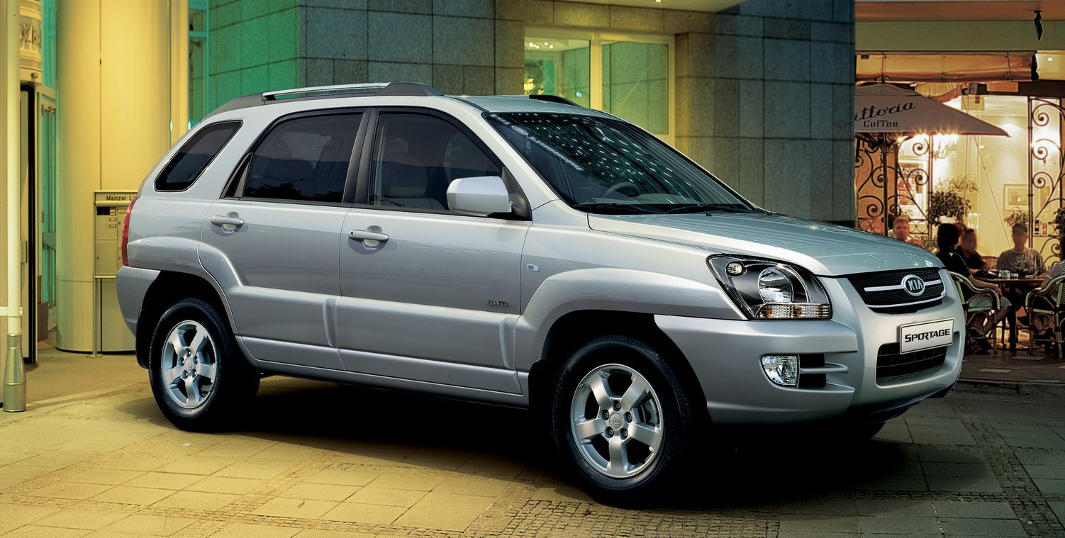 Photos KIA Sportage - 4x4