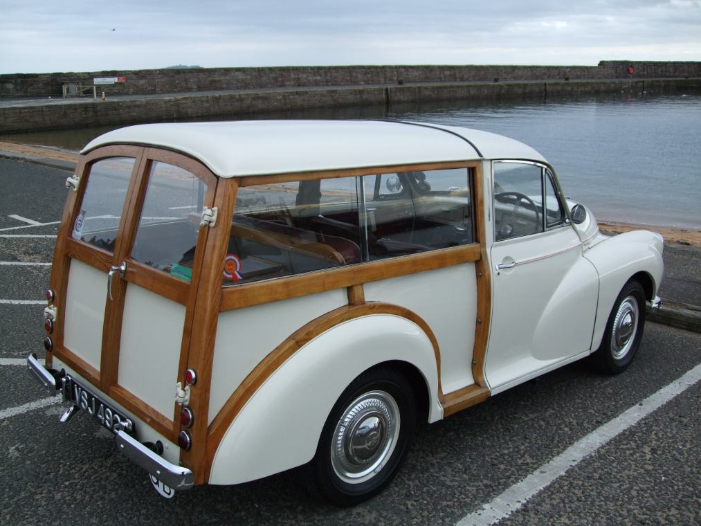 1956 Morris Minor Traveller | QSHV Auto Wallpapers