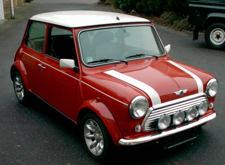 Mini Cooper 16 Classic Pictures Amp Wallpapers - Free Download ...