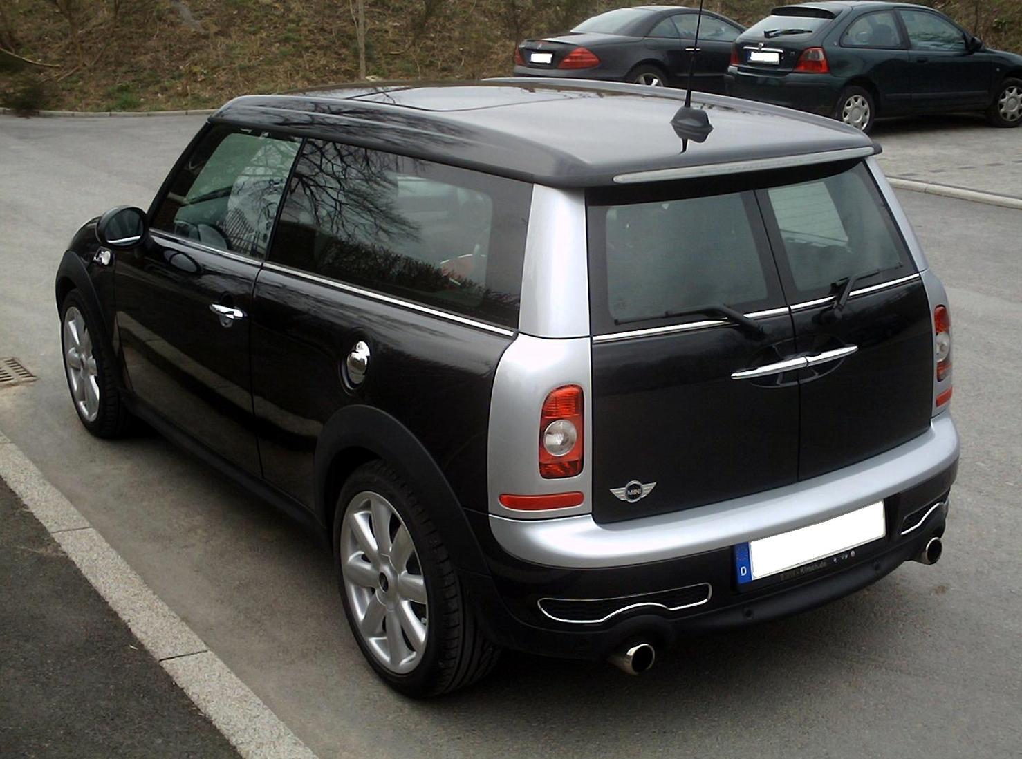 File:Mini Clubman S.jpg - Wikimedia Commons