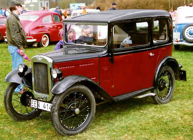 File:Austin Seven Saloon 1931.jpg - Wikimedia Commons