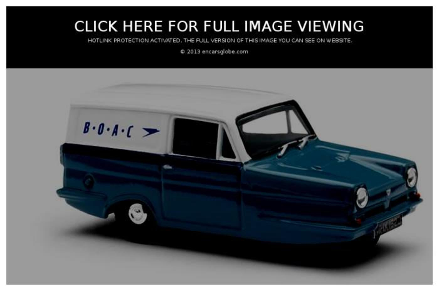 Reliant Regal Super Van 3 Photo Gallery: Photo #09 out of 12 ...